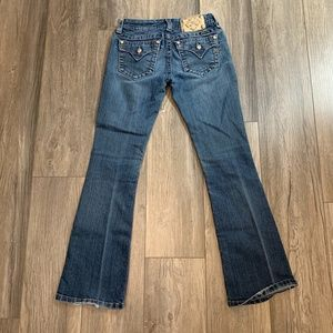 Miss Me Signature Bootcut Jeans Size 26 Inseam 31